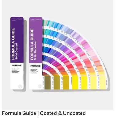 PANTONE FORMULA GUIDES COATED & UNCOATED  ( SKU: GP1601A)